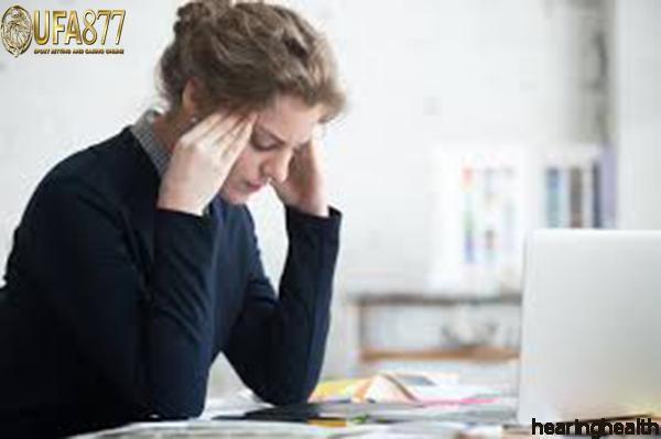 ความเครียดส่งผลสุขภาพในด้านบลบ