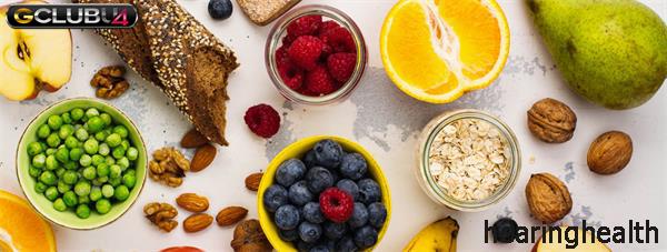 อาหารที่สมดุลต่อสุขภาพ