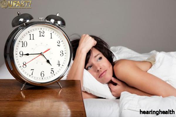 การรักษาอาการนอนไม่หลับ